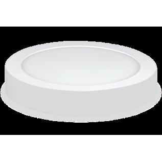 Панель светодиодная круглая NRLP-eco 18Вт 160-260В 4000К 1440Лм 225мм белая накладная IP40