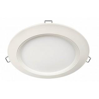 Панель светодиодная круглая RLP-eco 18Вт 160-260В 4000К 1440Лм 225/205мм белая IP40
