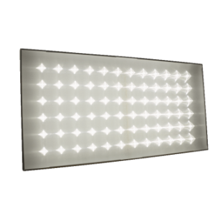 ССВ-50/5800/А40 Офисный светодиодный светильник 1200х595х50