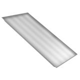 Встраиваемый светодиодный светильник ОФИС 66Вт 1197х597х40 мм