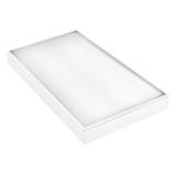 Накладной светодиодный светильник ОФИС 16Вт 598х295х40