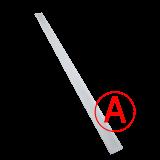 Айсберг микропризма, 1х36, 12 Вт, БАП