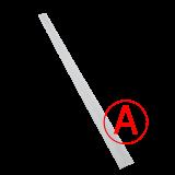 Сеть колотый лед, 24 Вт, БАП, светодиодный светильник