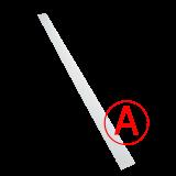 Сеть матовый, 24 Вт, БАП, светодиодный светильник