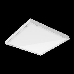 Светодиодный светильник для чистых помещений С070/N VARTON накладной с опаловым рассеивателем
