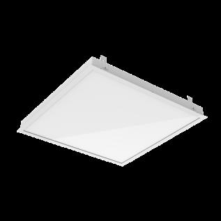 """Светодиодный светильник """"ВАРТОН"""" грильято GR070/F (Грильято с рамкой 588*588 аналог 4*18)"""