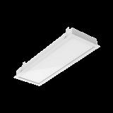 Светильник Грильято GR170/F (с рамкой 588*180 аналог 2*18)