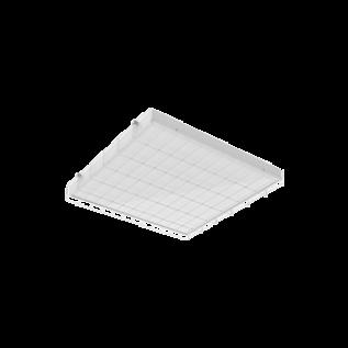 Светодиодный светильник S070 VARTON c решеткой спортивный