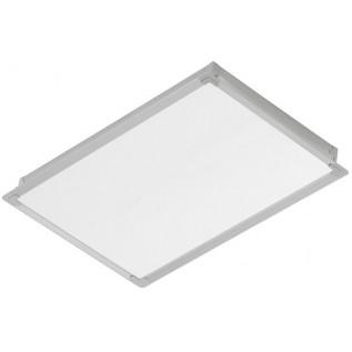 Светодиодный светильник ALUMOGIPS-30 295х595 в гипсокартон