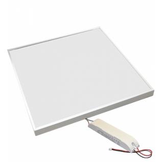 Светодиодный светильник серии Армстронг 36Вт 3420лм 595*595*40 опал