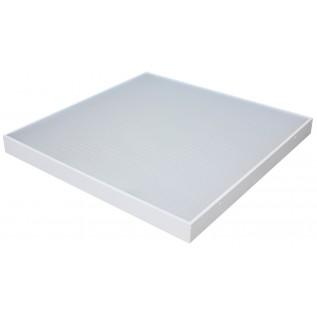 Офисный светодиодный светильник 32вт LL-DVO-033-M600x600 Лидерлайт