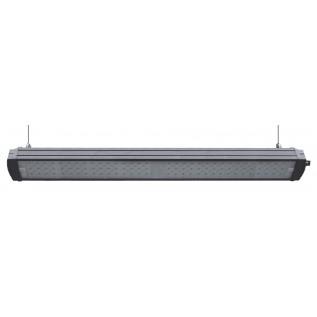 Подвесной промышленный светодиодный светильник 114вт INDUSTRY.2-120-48/48 Лидерлайт
