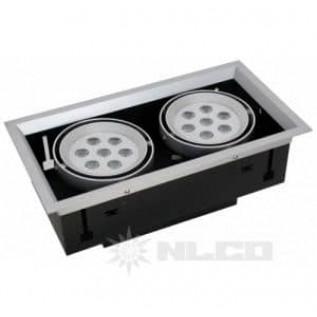 Карданный светодиодный светильник TRZ16-02