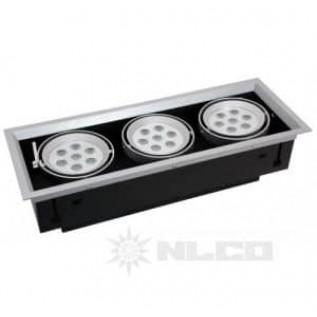 Карданный светодиодный светильник TRZ24-03