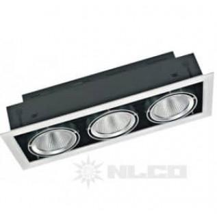 Карданный светодиодный светильник TRZ48-10