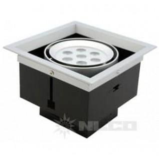 Карданный светодиодный светильник TRZ8-01