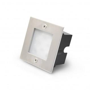 Светодиодный встраиваемый светильник B04-12L220V 3.5W (70*70) -Теплый белый