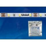 ULS-2835-60LED/m-8mm-IP20-DC24V-6W/m-5M-DW катушка в герметичной упаковке