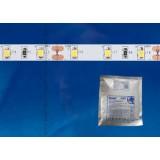 ULS-2835-60LED/m-8mm-IP20-DC12V-9,6W/m-5M-DW катушка в герметичной упаковке