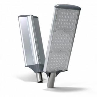 Консольный светодиодный светильник 100вт ULV-R71J-150W/NW IP65 SILVER