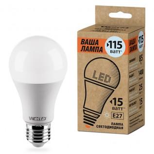 """Светодиодная лампа Е27 15вт """"Ваша лампа"""""""