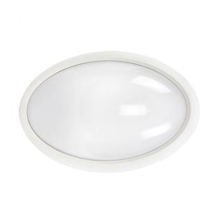 Светодиодный потолочный светильник LCL12-OC 12W овал 6500 K