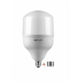 Лампа LED WOLTA 25WHP40E27/40 6500К, переходник Е40